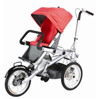 Mini baby stroller bicycle for mom and baby