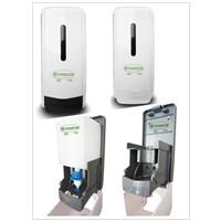 manual mist spray alcohol hand sanitizer dispenser 1000ml for hotel hospital