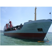 2700cbm Trailing Suction Hopper Dredger for Sale