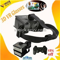 3D glasses Newly Listed Headset Smart Phone Virtual Reality