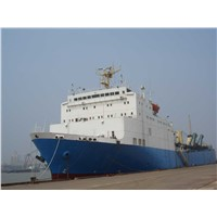9000cbm Trailing Suction Hopper Dredger
