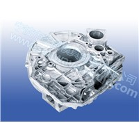 Aluminum Casting Part Flywheel Housing