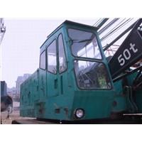 Kobelco 50 ton crane ,used kobelco crane ,used 50 ton kobelco crane