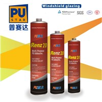 Multi-Purpose  Polyurethane (PU)  Sealant for Auto Glass (RENZ20)