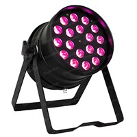 Hot Sale UV LED PAR64 RGBWA+UV 6in1 LEDs stage lightings