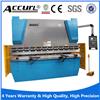 sheet metal bending machine for steel stainless sheet bending
