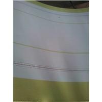 Corrugated paper belt