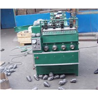 Full-Automatic Scourer Making Machine For Spiral Scourer Galvanized Scrubber