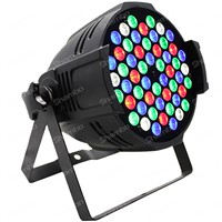 RGBW 3W*54pcs LED PAR light,LED Stage lighting