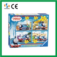 Chinese puzzle box,jigsaw puzzle 1000 pieces