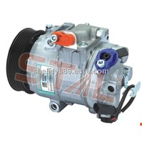 VW POLO auto ac compressor with 115mm PV6 auto aprts