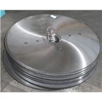 friction circular saw blade for metal cutting