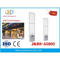 Eas am system / eas anti-theft gate / clothing store am alarm system JKDS-A5802