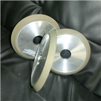 Resin bond diamond wheel for sharpening carbide tools