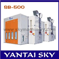 China supplier spray cabinet/baking cabinet