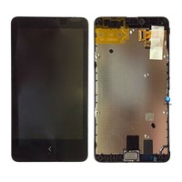 Hot selling Mobile Phone LCD With Touch Screen Digitizer Repair Parts For Nokia XL LCD Assembly