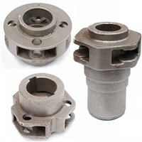 carbon steel  precision casting and sand casting