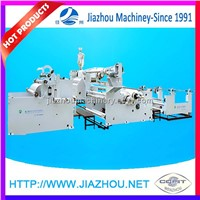 High Capacity Industrial Using Plant Extrusion Plastic Coating Machine Automatic Edge Trimming