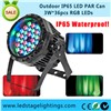 Outdoor LED Par64 light 3W*36pcs RGB LEDs stage lightings