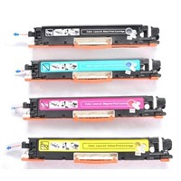 Compatible Printer Toner Cartridge CE310A CE311A CE312A 313A