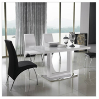Modern Home Furniture MDF Dining Chair (WLF-DC003)