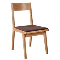 Modern Home Furniture Wooden Dining Chair (WLF-DC009)