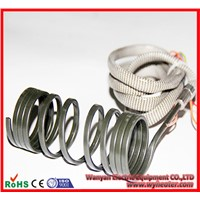 Stainless Steel Coil Heater