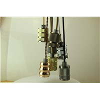 New modern light E27 metal pendant light with aluminum lampholder