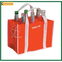 PP Non Woven Promotional Wine Bags for Bottles