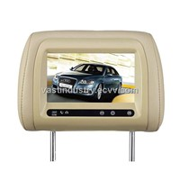 special Car headrest Monitor for audi, toyota, honda, hyundai etc (HY-768AV)