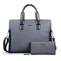 Fashion zipper briefcase for men/2015 latest new design laptop bag laptop brifecase for men