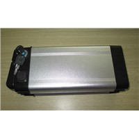 48V 10Ah e bike battery pack carrier type Sumsang or Panasonic cell