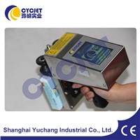 CYCJET Small Handheld Inkjet Printer/Carton Inkjet Printing Machine