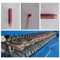 Copper electrode of Wire Mesh welding machine