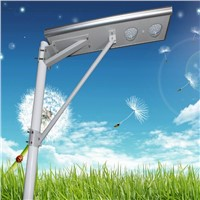 Integrated Solar Street Light, LED Solar Street Light for Hot Sale