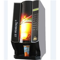 New Style Cappuccino Hot Chocolate Vending Machine for Hotel