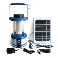 36 LED Super Brightness Solar Lamp Split Solar Camping Lantern Multi Function Solar Lamp
