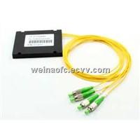 Optical Fiber Splitter FBT 1x3 singlemode mono dual triple window