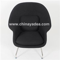 Wholesale womb chair and ottoman for sale