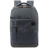 high quality durable linen laptop backpack computer backpack guangdong factory