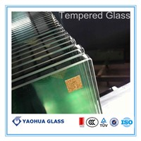 AS/NZS 2208Certified China low price tempered glass