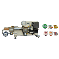 Thermoforming Packing Machine DPP80 (For Cheese, Jam, Butter, Etc.)