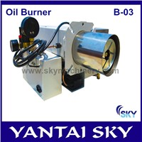 CE B-03 Used oil burner/waste oil burner/oil burner