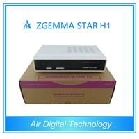 DVB-C original box zgemma-star H1 satellite receiver