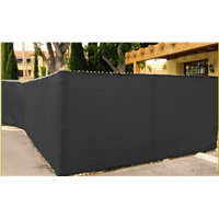 PRIVACY SCREEN - NO BINDING - 85% BLOCKAGE (150' ROLLS)