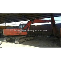 Used Construction Machine ,Heavy Equipment Used Crawler Track Excavator-ZX210