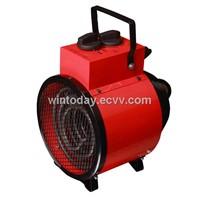 portable industrial fan heater 220V 2KW E020R