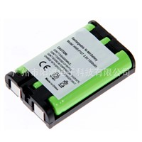 Original Panasonic NI-MH HHR-P107 3.6V 650mAh Cordless Telephone Battery Pack