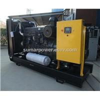 Open Shangchai Diesel Generator Set