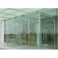 hot sale / tempered glass 3-19mm / high quality can be design